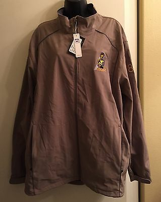 ☀NEW☀RARE PROMO 83rd OSCARS Academy Awards 2011 Movie Jacket Sz 2XL