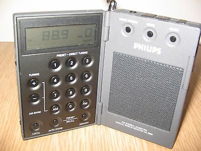 Philips AE3905 World Receiver - for repair