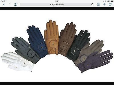 Roeckl Gloves Roeck-Grip Chester Riding Gloves