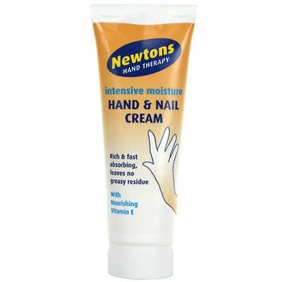 NEWTONS HAND THERAPY INTENSIVE MOISTURE HAND&NAIL CREAM 75ml BEAUTY PRODUCTS