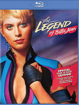 The Legend of Billie Jean (Blu-ray Disc, 2014, Fair Is Fair Edition)Brand New