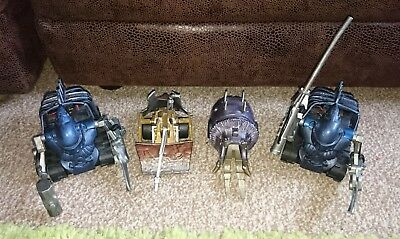 """Robot Wars BBC 2000 - """"2 SIR KILLALOT"""" Friction Action Figure with Weapons"""