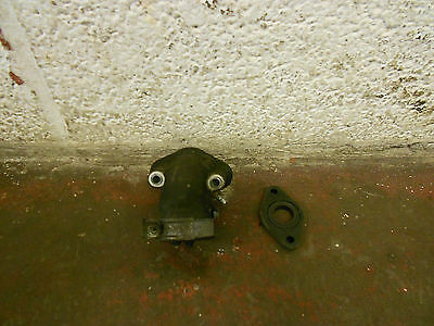 Kymco Agility 50 inlet intake rubber manifold carb engine
