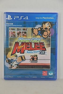 NEW PS4 River City Melee: Battle Royal Special (HK Chinese/ English Version)