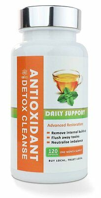 Antioxidant Detox Colon Cleanse - GBSci