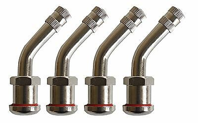 Truck Bus Tyre Tubeless Eva Valve For Safety Hump Wheels X 4