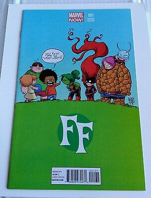 FF #1 YOUNG Variant