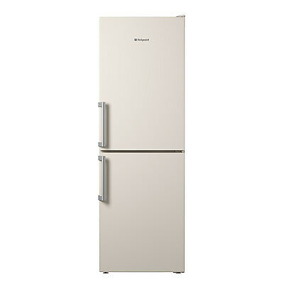Hotpoint Day 1 LECO7FF2NH Fridge Freezer A++ 274 Litre Storage Capacity - Cream