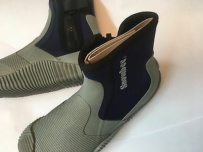 Snowbee Beach, rock and flats boots Size  UK 8