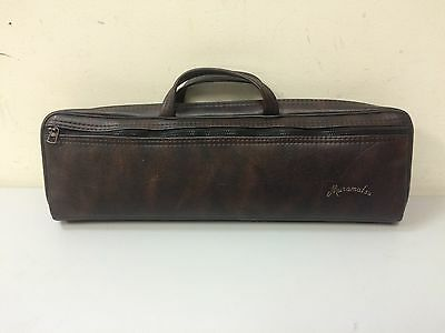 Muramatsu French Flute Case with Cover for B & C Foots (D)
