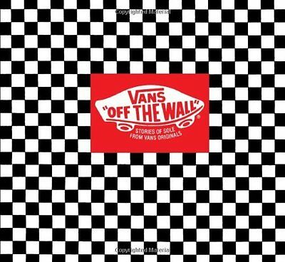 Vans: Off the Wall by Doug Palladini Hardback Book New