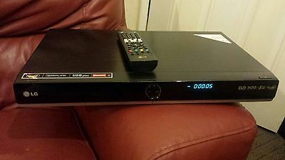 Lg Rht497H Dvb-T Hdd/dvd Recorder 160Gb Hard Drive With Freeview+