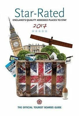 Star-Rated: Englands Quality Assessed Places to Stay Paperback Book New
