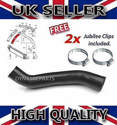 Intercooler Turbo Hose Pipe Ford Focus Ii Cmax 1.6 Tdci Volvo V50 (110Hp)