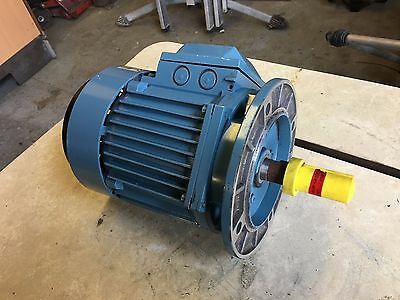 Abb 3 Phase 220V / 480V Electric Motor 1.5Kw  / 2Hp