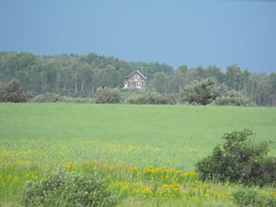 Approx 40 acres lakeside land and house (unfinished project) Manitoba, Canada.