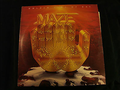 Auflösung:      *   MAZE   *   featuring  Frankie  BEVERLY   *   A 795*    nMint