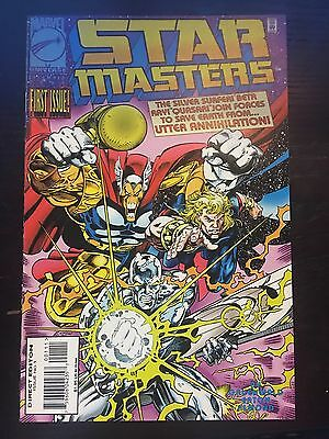 Starmasters (1995 Marvel) #1 VF Very Fine Marvel Comics Silver Surfer