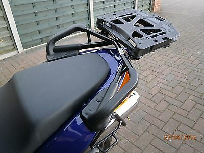 Honda vfr800 v-tec vtec genuine Honda rack, top box