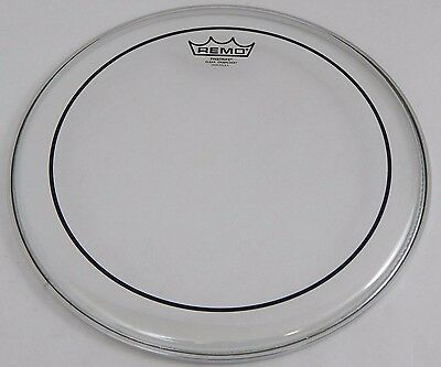 "NEW: Remo Marching Pinstripe Drumhead 14"" Inch Percussion DRUM HEAD PS-0314-MP"