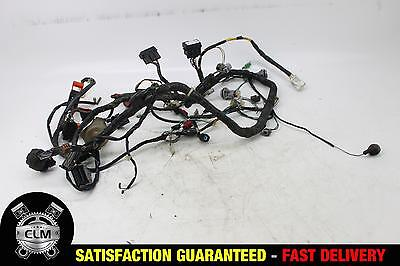 08 Honda Silver Wing Fsc600A Oem Main Engine Wiring Harness Motor Wire Loom *143
