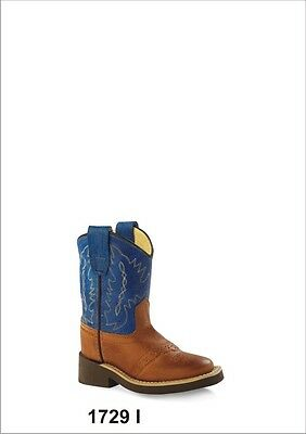 Jama Old West Childrens Western riding boots size 24 EU