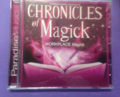 Cassandras Easons Chronicles Of Magic Workplace Magick Cd