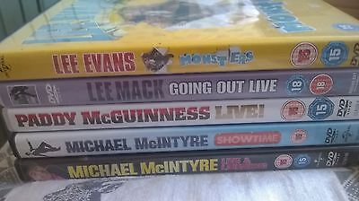 Stand Up Comedy 5 Dvd Bundle