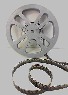 "Tayloreel 16mm 7"" 400 ft. Plastic Film Reel Grey Made in USA  Brand New"