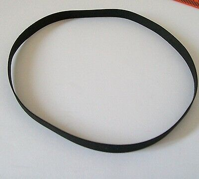 Rubber Drive Belt 140 mm Replacement For Cassette Reel To Reel Or Video Player.
