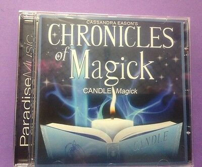 Cassandras Easons Chronicles Of Magick Candle Magick Cd