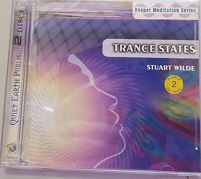 Trance States by Stuart Wilde Deeper Meditation Series
