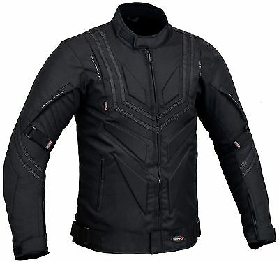 Tuck Motorbike Motorcycle Jacket Waterproof with Armours