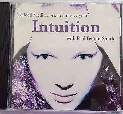 Guided Meditations to Improve Your Intuition By Fenton-Smith Paul