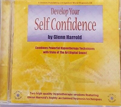 Develop Your Self Confidence 9781901923223 Glenn HARROLD