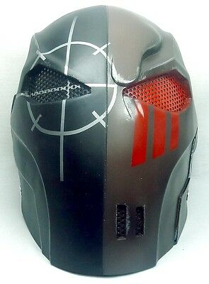 "Army of Two ""Sniper"" DeathStroke Custom Fiberglass Paintball / Airsoft Mask"