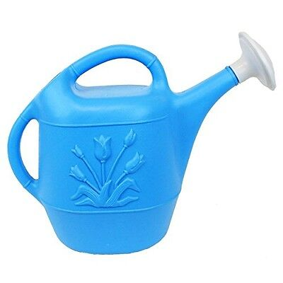 Union 63166 Watering Can, 1 gallon, Caribbean Blue