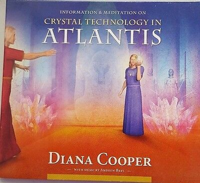 CRYSTAL TECHNOLOGY IN ATLANTIS-9781844095230-Diana COOPER
