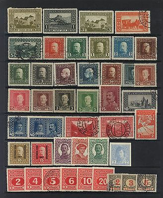 BOSNIA HERZEGOVINA Valuable Vintage Collection - MH & USED