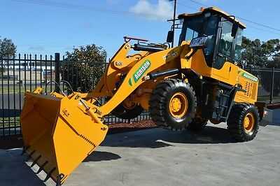 Brand New Agrison Tx926 Wheel Loader 5.5 Tonne Loader + 5 Year Warranty