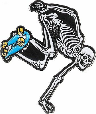Powell Peralta - Skate Skeleton Lapel Pin