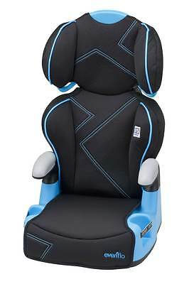 BIG KID Baby Car Seat Infant Toddler Safety Booster Chair Kids Safe Travel Blue