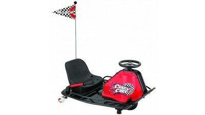 Razor Crazy Cart Ride On with 2 Modes Up To 12mph Suitable for 9 Years+