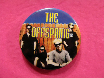 Offspring Vintage Button Badge Pin Uk Import