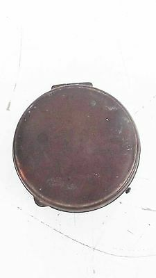 Victorian rare Military night marching compass