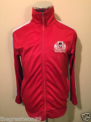 NRL St.George/Illawarra Dragons SML 2008 Centenary of Rugby League Track Jacket