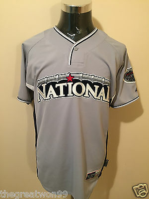 MLB All-Star 2008 National League #12 MED Cool Base Baseball Jersey by Majestic