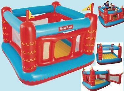 Castello Gonfiabile gioco bambini 93504 Bestway Play Center