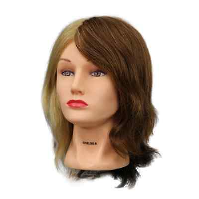 Mannequin Heads for sale - Human hair