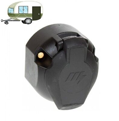 Maypole Professional 12V 13 Pin Plastic Socket Mp129B